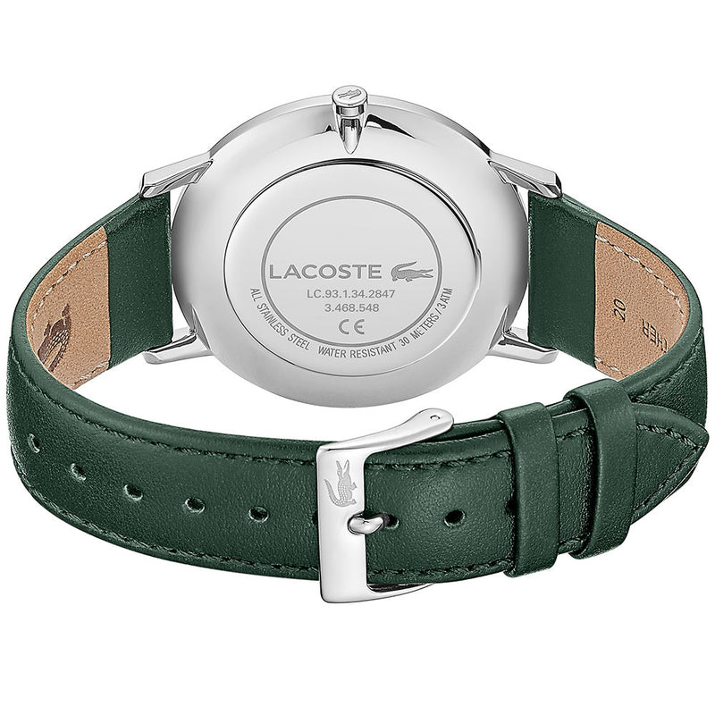 Lacoste Moon Golf Leather Men's Watch - 2011015