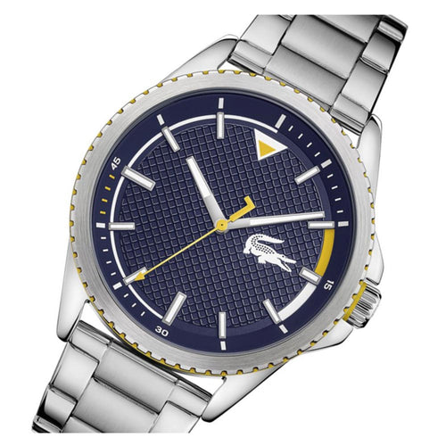 Lacoste Nautical Steel Men's Watch - 2011030
