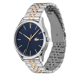 Lacoste Vienna Two-Tone Steel Men's Watch - 2011048