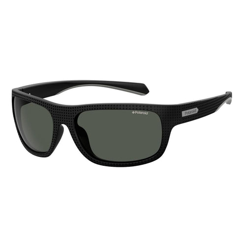 Polaroid Pld 7022/S - Black - Grey Polarized