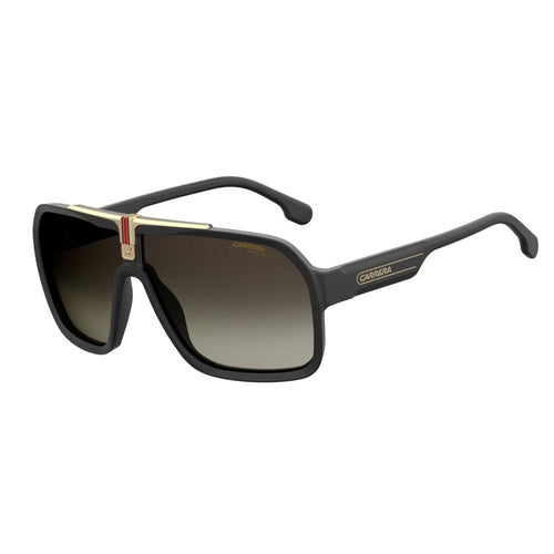 Carrera 1014/S - Black - Brown Shaded