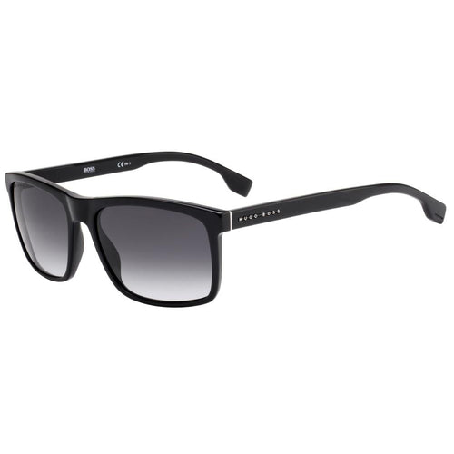 Hugo Boss 1036/S - Black - Dark Grey Shaded