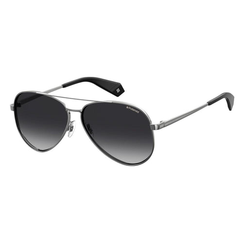 Polaroid Pld 6069/S/X - Ruthenium - Grey Shaded Polarized