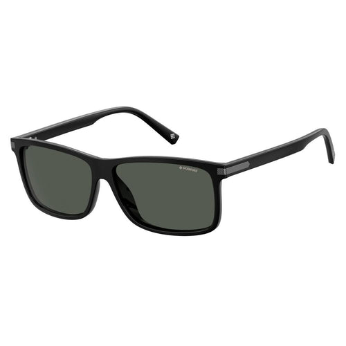 Polaroid Pld 2075/S/X - Black - Grey Polarized