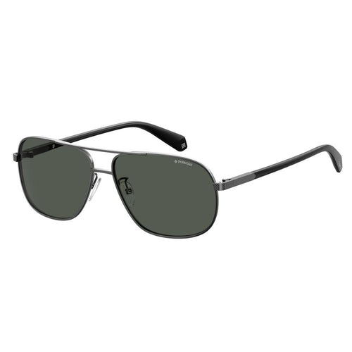 Polaroid Pld 2074/S/X - Dark Ruthenium - Grey Polarized