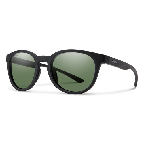 Smith Eastbank - Matte Black - Green Polarized
