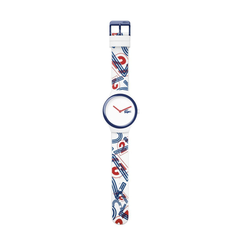 Lacoste The Goa Silicone Kids Watch - 2020125