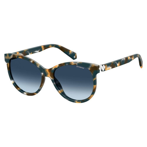 Polaroid Pld 4079/S/X - Old Brass Havana - Blue Shaded Polarized