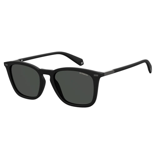 Polaroid Pld 2085/S - Matte Black - Grey Polarized