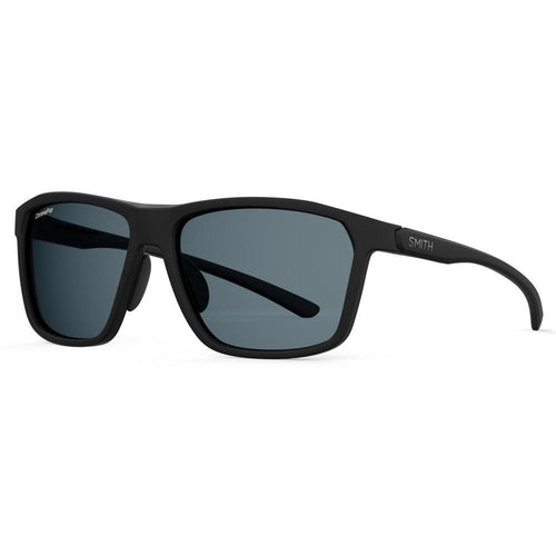 Smith Pinpoint - Matte Black - Grey Polarized