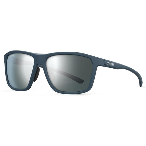 Smith Pinpoint - Matte Blue - Platinum Mirror Polarized