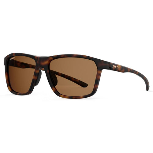 Smith Pinpoint - Matte Havana - Brown Polarized