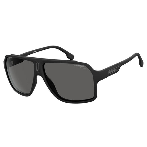 Carrera 1030/S - Matte Black - Grey Polarized