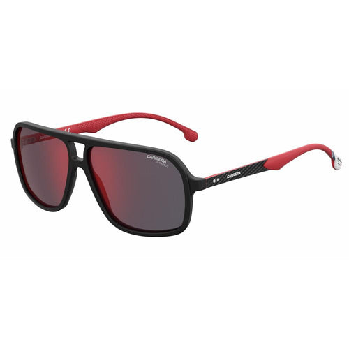 Carrera Carrera 8035/SE - Matte Black - Red Mirror