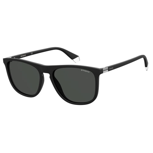 Polaroid Pld 2092/S - Matte Black - Grey Polarized