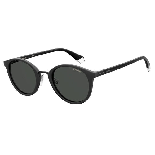 Polaroid Pld 2091/S - Matte Black - Grey Polarized