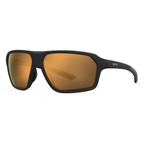 Smith Pathway - Matte Black - Bronze Mirror Polarized