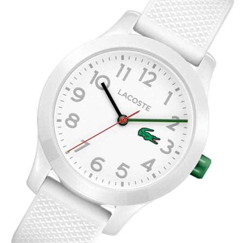 Lacoste The .12.12 White Classic Kids Watch - 2030003