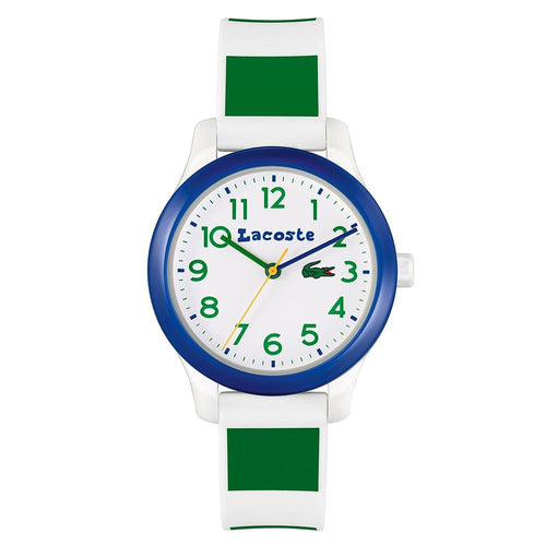 Lacoste Lacoste 12.12 Kids White Silicone Kids Watch - 2030033