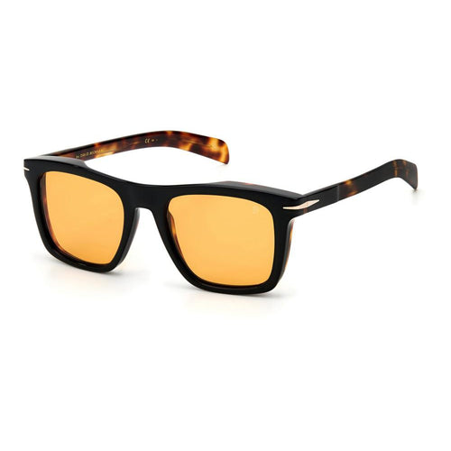 David Beckham DB 7000/S - Black Havana - Orange