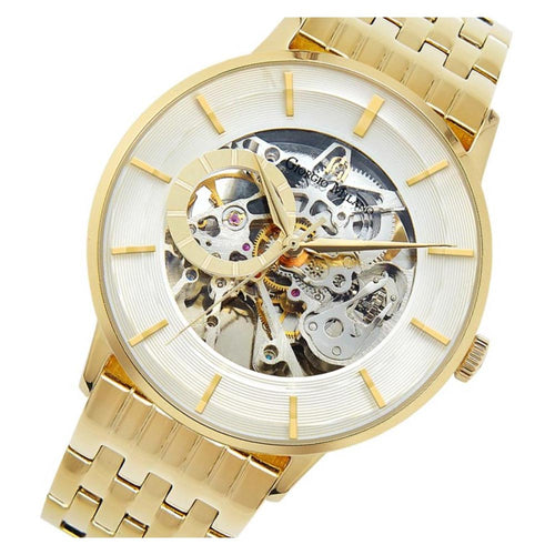 Giorgio Milano Gold Steel Automatic Men's Watch - 223SG2