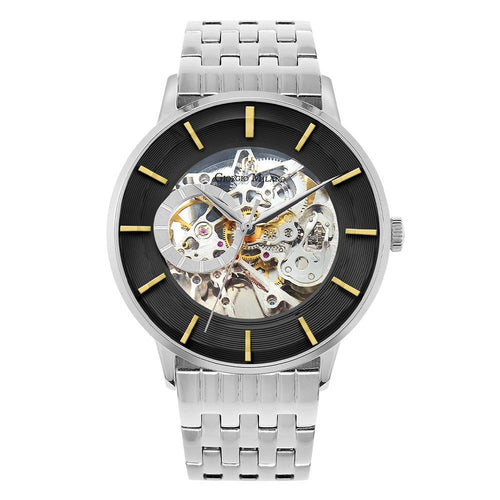Giorgio Milano Stainless Steel Automatic Men's Watch - 223ST3