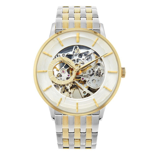 Giorgio Milano Two-Tone Steel Automatic Men's Watch - 223STG2