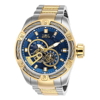 Invicta Bolt 52 mm Two-Tone Steel Automatic Men's Watch