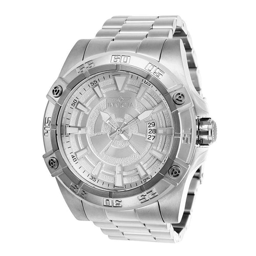 Invicta Pro Automatic 52 mm Steel Men's Watch