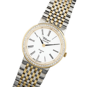 Classique Diamonds Premier Two-Tone Steel Ladies Swiss Watch - 28140BD