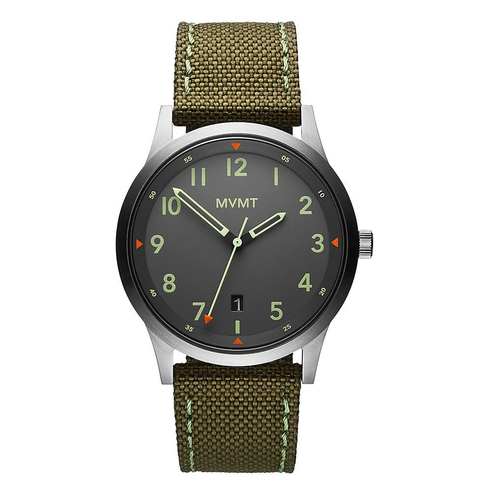 MVMT Field Green Canvas Men's Watch - 28000014D