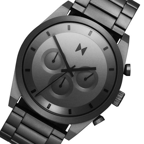MVMT Element Carbon Grey Men's Watch - 28000048D