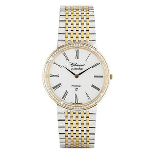 Classique Diamonds Premier Two-Tone Men's Swiss Watch - 28139BD