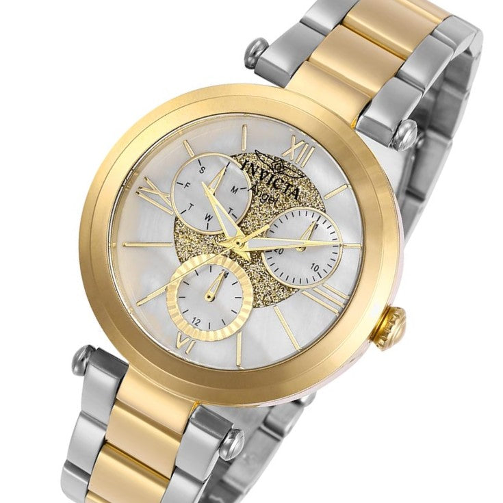 Invicta Angel Lady 36 mm Two-Tone Women's Watch - 28930