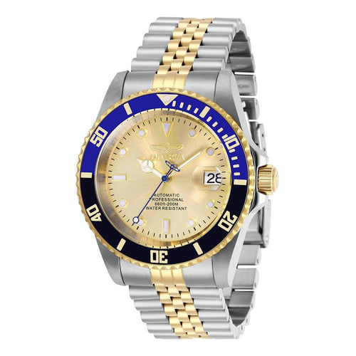 Invicta Pro Diver 42 mm Two-Tone Steel  Automatic  Men's Watch