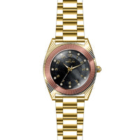 Invicta Angel 38.5 mm Gold Steel Women's Watch - 29611