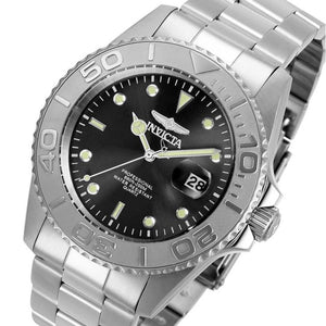 Invicta Pro Diver 37.5 mm Silver Steel Men's Watch - 29944