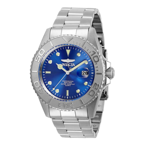 Invicta Pro Diver 43 mm Stainless Steel Men's Watch