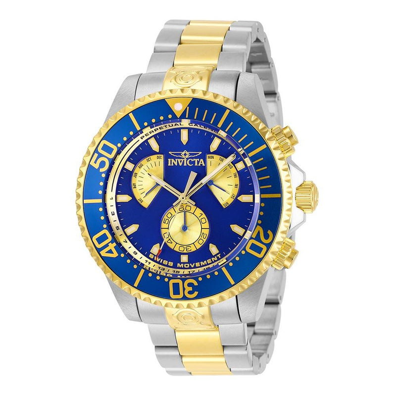 Invicta Pro Diver Two-Tone Steel Men's Watch