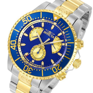 Invicta Pro Diver Two-Tone Steel Men's Watch - 29973