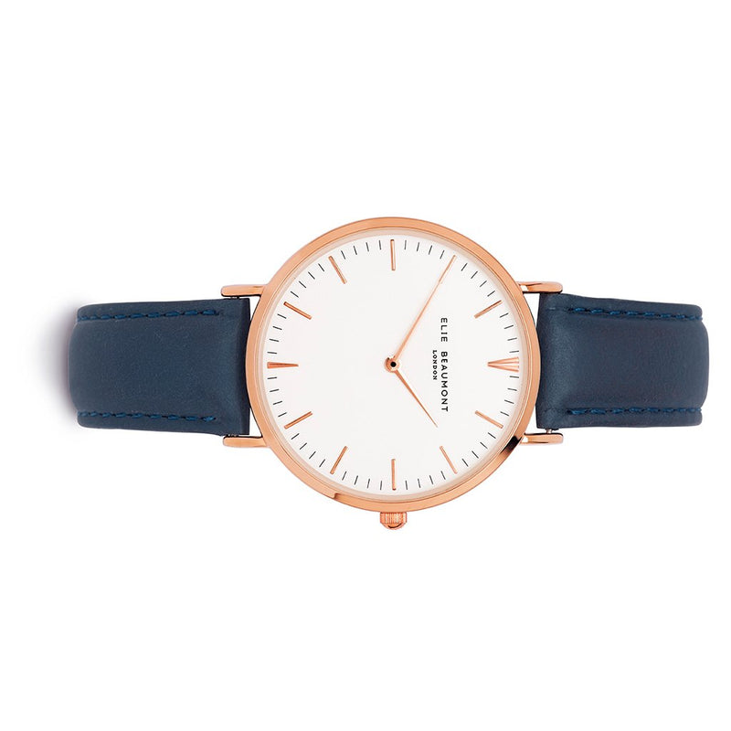 Elie Beaumont Ladies Oxford Watch - Large - EB805G.4