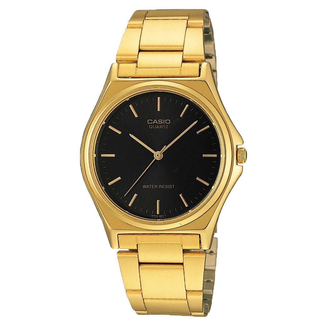 Casio 41mm Classic Gold Men's Watch - MTP1130N-1A