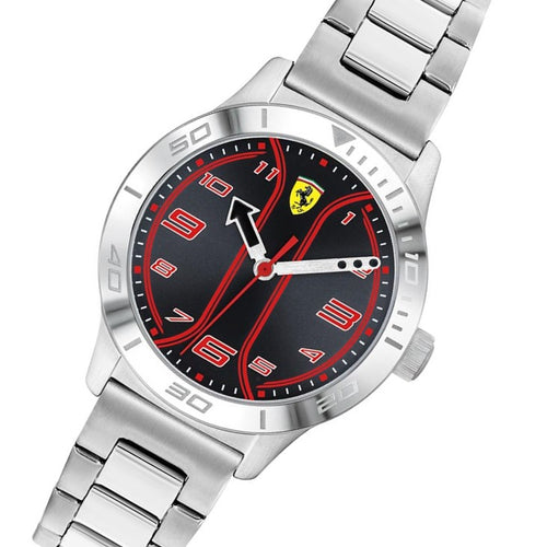 Scuderia Ferrari Academy Stainless Steel Kids Watch - 810025