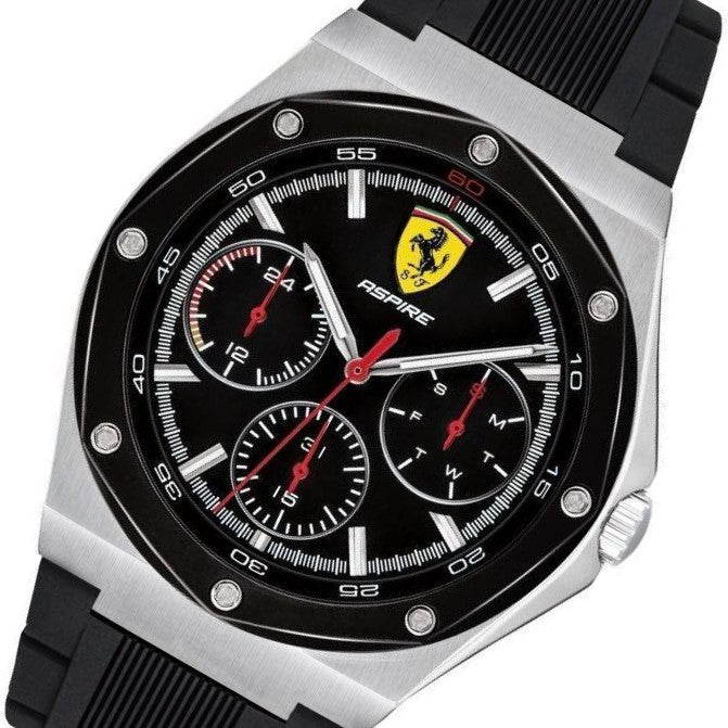 Scuderia Ferrari Aspire Men's Watch - 830537