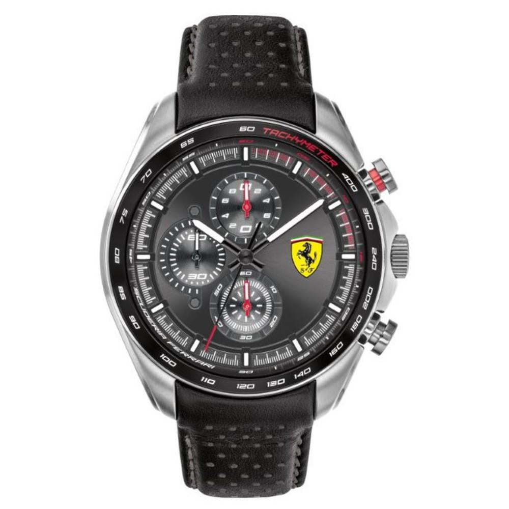 Scuderia Ferrari Speedracer Men's Chrono Watch - 830648