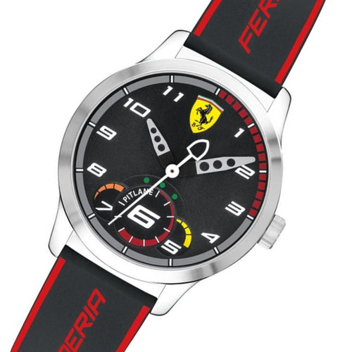 Scuderia Ferrari Kids Pitlane Watch - 860003