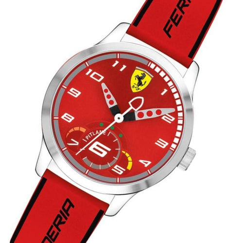 Scuderia Ferrari Kids Pitlane Watch - 860004