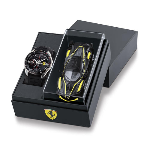 Scuderia Ferrari Speedracer Gift Set Watch - 870048