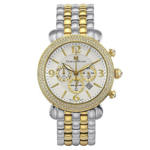 Giorgio Milano Gabriella Two-Tone Ladies Watch - 944STG02