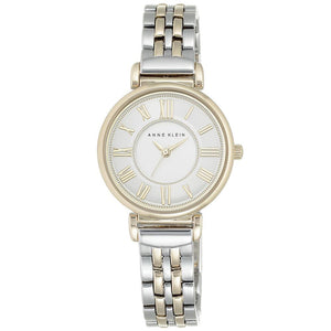 Anne Klein Stainless Steel Bracelet Ladies Watch - AK2159SVTT